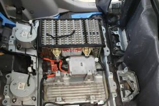 Oprava poškodenej hybridnej batérie Lexus RX400h