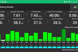 Diagnostika hybridných batérií Prius 2 generácie